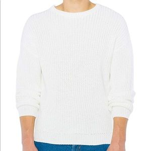 American Apparel Knitted Sweater